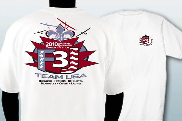 Blog logo shirt