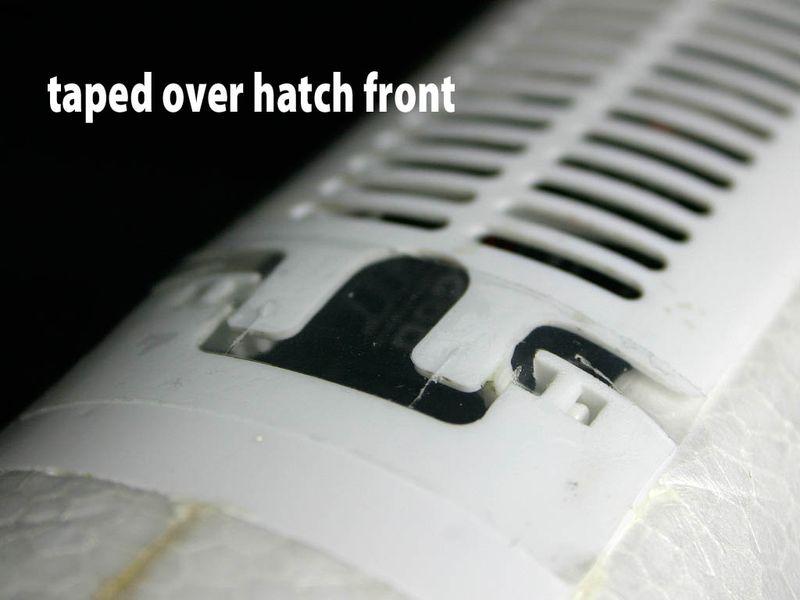 Rad hatch